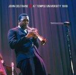 JOHN COLTRANE - At Temple University 1966