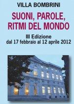 Stefano Battaglia e Michele Rabbia a Villa Bombrini: Suoni, parole, ritmi del mondo