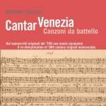 RACHELE COLOMBO - Cantar Venezia